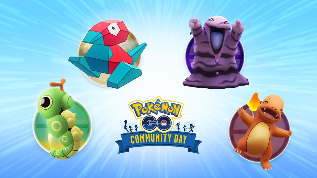 September and October Community Day Voting Candidates | Pokemon GO Hub