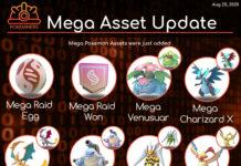 Mega Pokemon Icons
