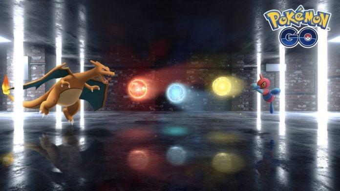Pokémon GO Tri Attack
