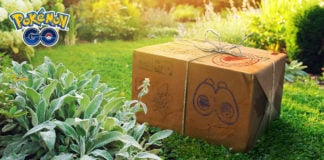 Image of a Research Reward box in grass