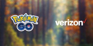 Pokémon GO and Verizon Partnership
