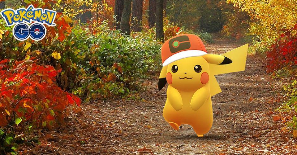 World Cap Pikachu