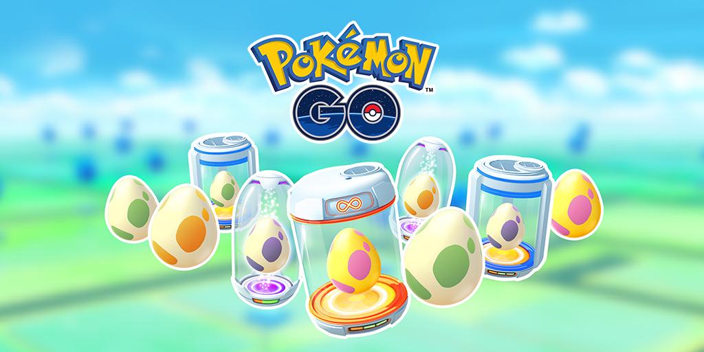Pokémon GO October 2020 Egg Shakeup | Pokémon GO Hub