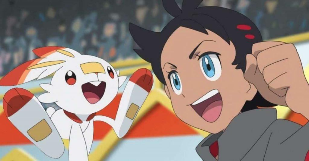 Goh, a Pokemon Journeys character
