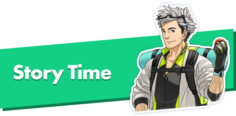 Story Time with Professor Willow