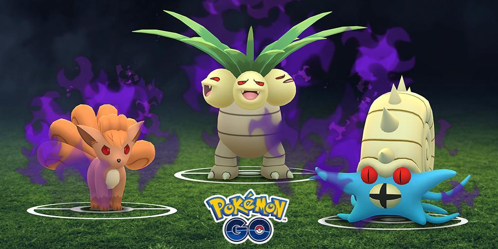 Shadow Pokémon In Pokémon Go Pokémon Go Hub