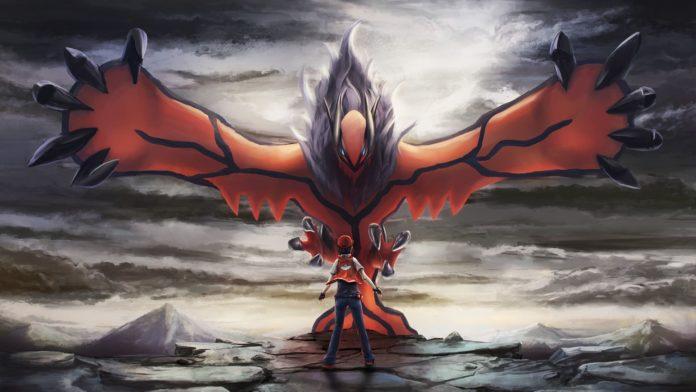 Ylveltal Pokémon GO