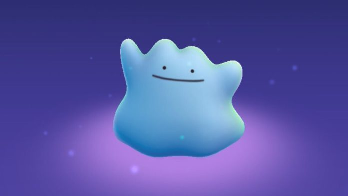 Shiny Ditto Special Research Tasks and Rewards