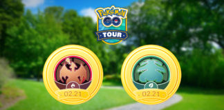 Red and Green Kanto Tour version
