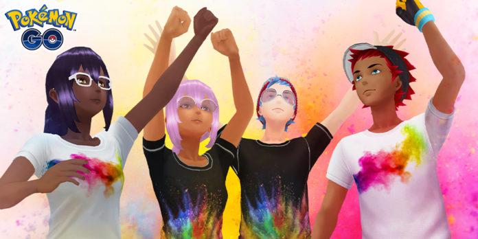 Festival of Colors – Pokémon GO Event