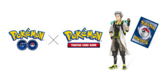Pokémon GO and the Pokémon Trading Card Game Collaboration Announced