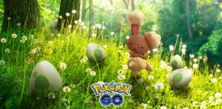 Spring in Pokémon GO
