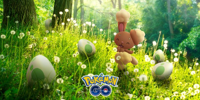 Spring in Pokémon GO