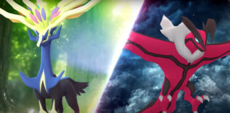 Xerneas and Ylveltal