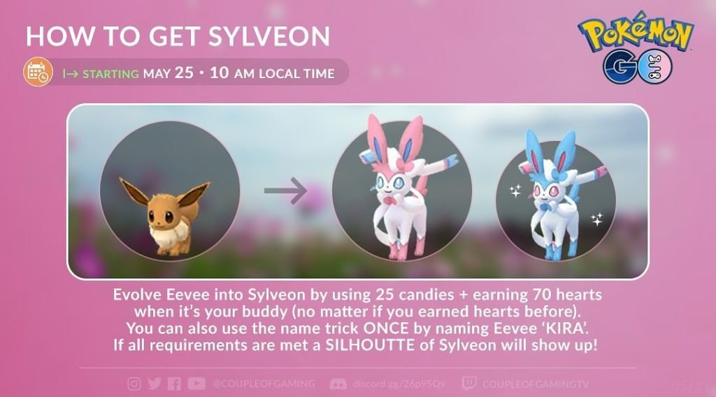 How to get Sylveon?