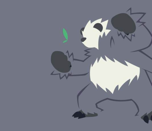 Pangoro wallpaper