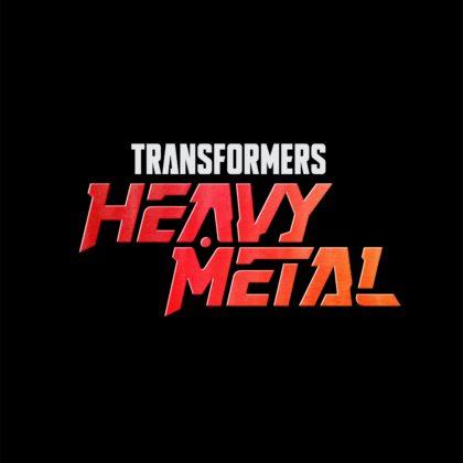 Heavy Metal Logo in Black