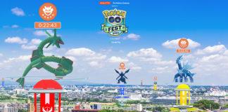 Legendary Raids GO Fest 2021