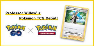 Professor Willow TCG Card