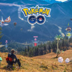 Outside Pokémon GO Walking nature