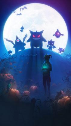 Halloween Loading Screen