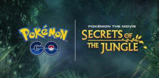Pokémon GO Secrets of the Jungle Event 2021